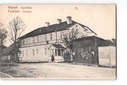 7941 01 Eesti Vabariik Haapsalu HAPSAL - A CORNER DAMAGED - Estonie