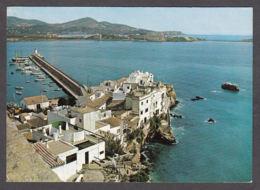 71518/ IBIZA, *Sa Penya* Y Entrada Al Puerto - Ibiza