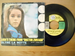 Bob Mitchell - Lara Theme From Doctor Zhivago - 45 Rpm - Maxi-Single