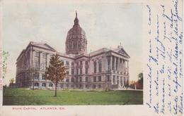 CPA Précurseur Atlanta - State Capitol - Atlanta