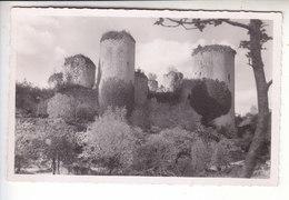 Sp- 79 - NIORT - Ruines Du Chateau De Goudray Salbart - Timbre - Cachet - 1952 - Niort