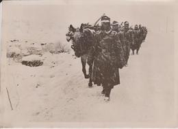 WW2     FOTO DE PRESSE - Guerra, Militares