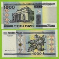 ** BELARUS - 1 000 RUBLEI 2000 ( 2011 ) UNC ** - Belarus