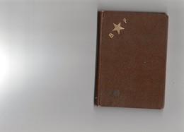 Carnet  B-F Des Ets Fils De Marius BERAUD A LYON--220 Pages Dont 18 Pages De Documentation Sur Les Matières -neuve - Livres, BD, Revues