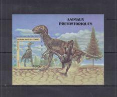 H570. Congo - MNH - Nature - Prehistoric Animals - Stamps