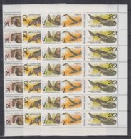 I570. 7x Russia - MNH - Nature - Prehistoric Animals - Stamps