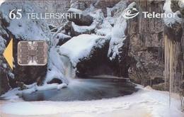 TARJETA TELEFONICA DE NORUEGA. N-84 (037) - Noruega