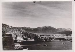 DAS STEINERE ANTLITS  NORDNORWEGENS  NORWAY    FOTO DE PRESSE - Guerra, Militares