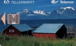 TARJETA TELEFONICA DE NORUEGA. N-69 (002) - Noruega