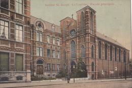 Institut St Joseph La Louvière Façade Principale - La Louvière