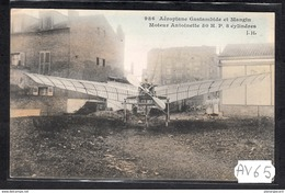1511 AV65 AK PC CPA L AEROPLANE GASTAMBIDE ET MANGIN NC TTB - ....-1914: Precursori