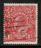 AUSTRALIA   Scott # 26 F-VF USED (Stamp Scan # 431) - 1913-36 George V : Hoofden