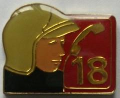 18 - POMPIER - Feuerwehr