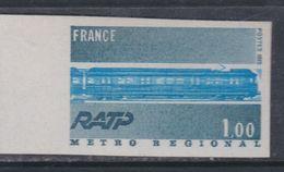 France N° 1804 A XX Réseau Express Régional, Non Dentelé, Sans Charnière, TB - France