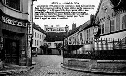 SENS (Yonne) - L'hotel De L'écu - Sens