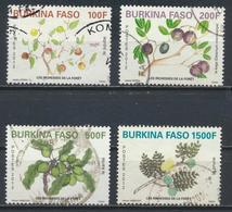 °°° BURKINA FASO - MI N°1960/63 - 2012 °°° - Burkina Faso (1984-...)
