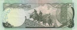 AFGHANISTAN P. 49b 50 A 1975 AUNC - Afghanistan