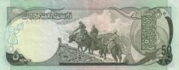 AFGHANISTAN P. 49c 50 A 1977 UNC - Afghanistan