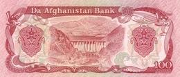 AFGHANISTAN P. 58a 100 A 1979 UNC (2 Billets) - Afghanistan