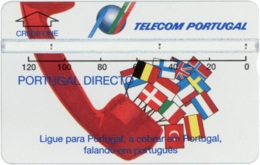 TLP P : TP37 120 PORTUGAL DIRECTO USED - Portogallo