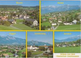 AKFL Liechtenstein Mauren - Eschen - Ruggell - Schellenberg - Bendern - Liechtenstein