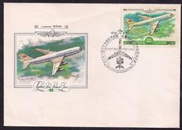 Russie - 1979 - FDC - Ilyushin Il-86 - Avion De Passagers Soviétique En Réaction - - 1923-1991 URSS