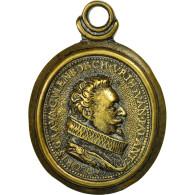 Pays-Bas, Médaille, Floris II, Comte De Culemborg, TTB+, Bronze - Pays-Bas