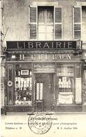 AVALLON - LIBRAIRIE  - H COURON - Livres Anciens - Matériel Pour La Photographie - Avallon