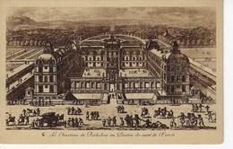 37 - RICHELIEU - Le Château De Richelieu En Poictou Du Casté De L'Entrée (H74) - Other Municipalities