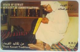 24KWTA  Kuwait Traditions - Kuwait