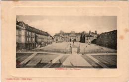4SG 821. LUNEVILLE - LE CHATEAU - Luneville
