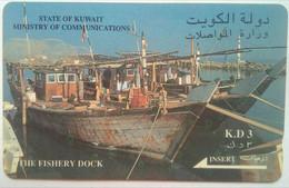 11KWTA Fishery Dock - Kuwait
