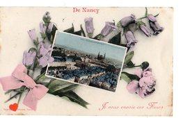 00429-LE-54-De Nancy Je Vous Envoie Ces Fleurs - Nancy