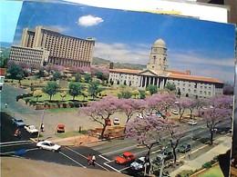 SUD AFRICA PRETORIA TRANSVAAL  AUTO CAR  STAMP SELO TIMBRE  FLOWERS  RSA 20 1988 + 1992 Standardised GX5484 - Sud Africa