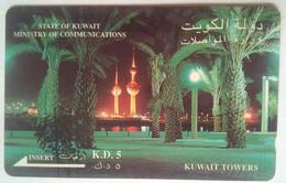 7KWTB Kuwait Towers - Kuwait