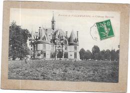 DEPT 70 - Environs De VILLERSEXEL - Chateau Bournel - LYO86 - - France