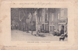 Chalabre Cours National - France