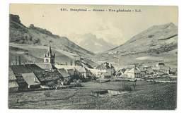 CPA 38 GRESSE VUE GENERALE - France