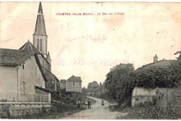 CPA N°23658 - FRAMPAS - LE BAS DU VILLAGE - Autres Communes