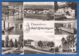 Deutschland; Bad Krozingen; Multibildkarte - Bad Krozingen