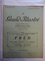 LE GRAND ILLUSTRE N° 47 Du 19/11/1905 FAMILLE IMPERIALE RUSSE - GRIMPEURS DE CLOCHERS - BENJAMIN RABIER - Journaux - Quotidiens