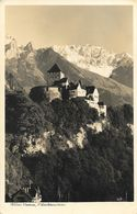 F - Liechtenstein - Schloss Vaduz (chateau) - Photo A. Buck - Liechtenstein