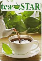 Pocket Calendar Ukraine - 2013 - Tea - Cup - Teapot - Advertising - Calendars