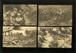 Beau Lot De 20 Cartes Postales Guerre 1914 - 1918  Armée  Soldat Allemand - Oorlog Leger Duitse ( Deutsche ) Soldaten - Ansichtskarten