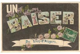 49  -  LE LION D ANGERS - Un Baiser 19 - France