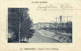 Labruguière Chaussée Et Usine De Délainage   RV - Labruguière