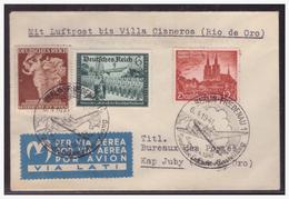Dt- Reich (005013) Beleg Luftost Mit SST Berlin Vom 6.4.1941 - Briefe U. Dokumente