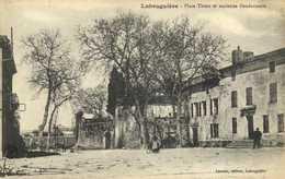 Labruguière Place Thiers Et Ancienne Gendarmerie   RV - Labruguière