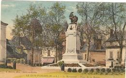 49  -  Le LION D'ANGERS -  Le Monument, Place De La Mairie 24 - Other Municipalities