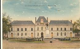 49  -  Le LION D'ANGERS -  Hôtel De Ville 26 - France
